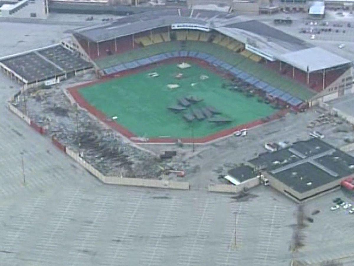 Demolition to begin on Old Cardinal Stadium