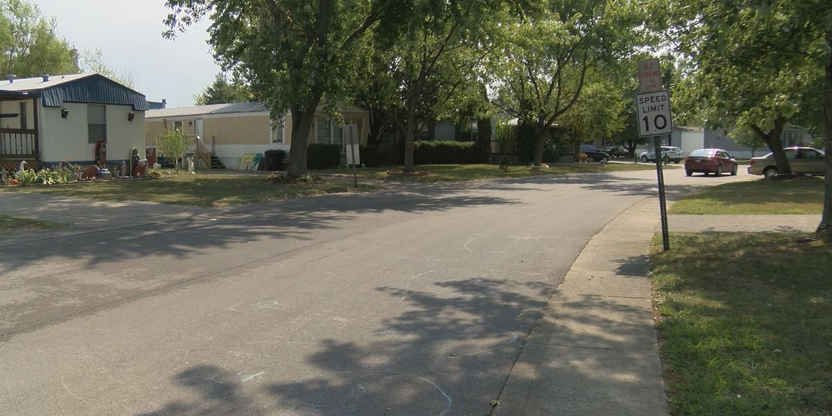 Clarksville Police investigating after a man beaten badly in act of retaliation
