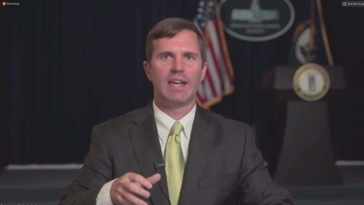 'This virus has come for us': Beshear confirms 12 more COVID-19 deaths, 930 new cases