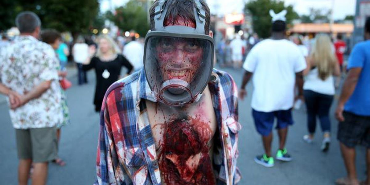 Louisville's competing zombie events wrapped up in lawsuit