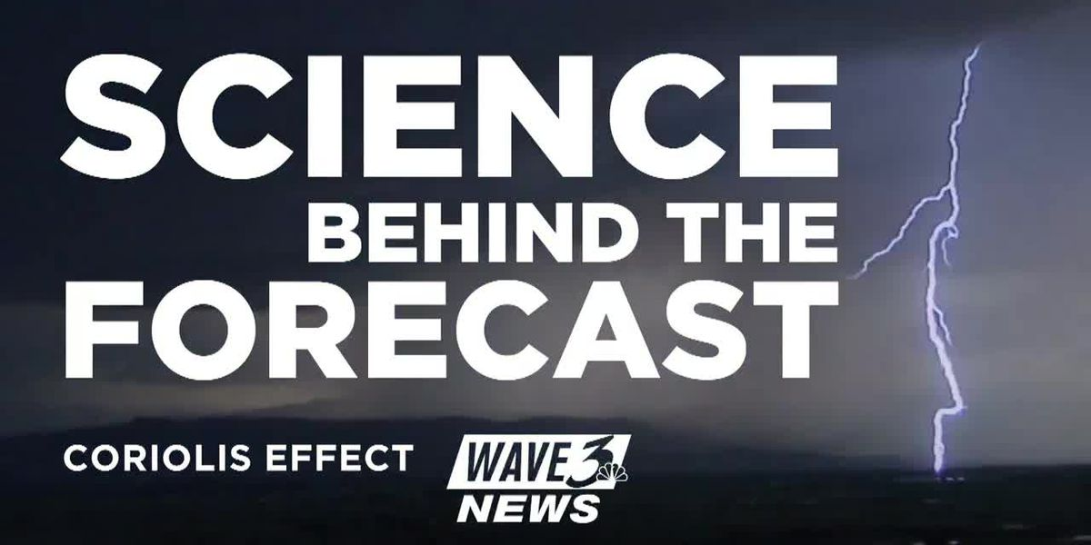 Science Behind the Forecast: Coriolis Effect (5/24)