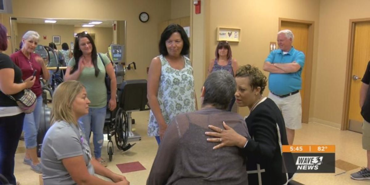 Pass the Cash: Woman unable to work after stroke surprised by former co-workers