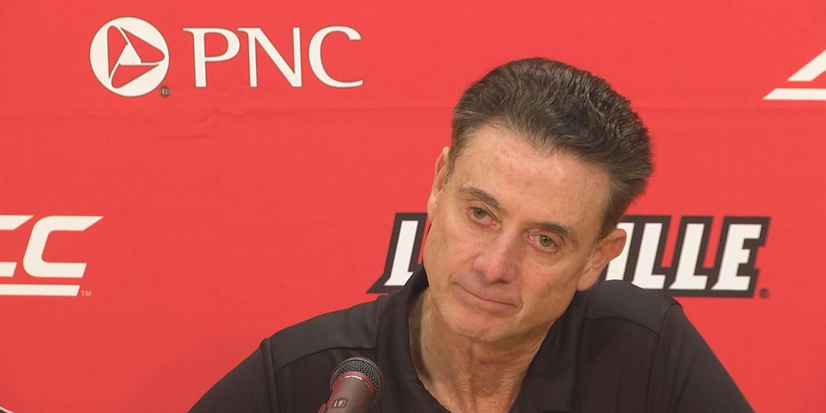 UofL's Rick Pitino does not anticipate any more NCAA sanctions
