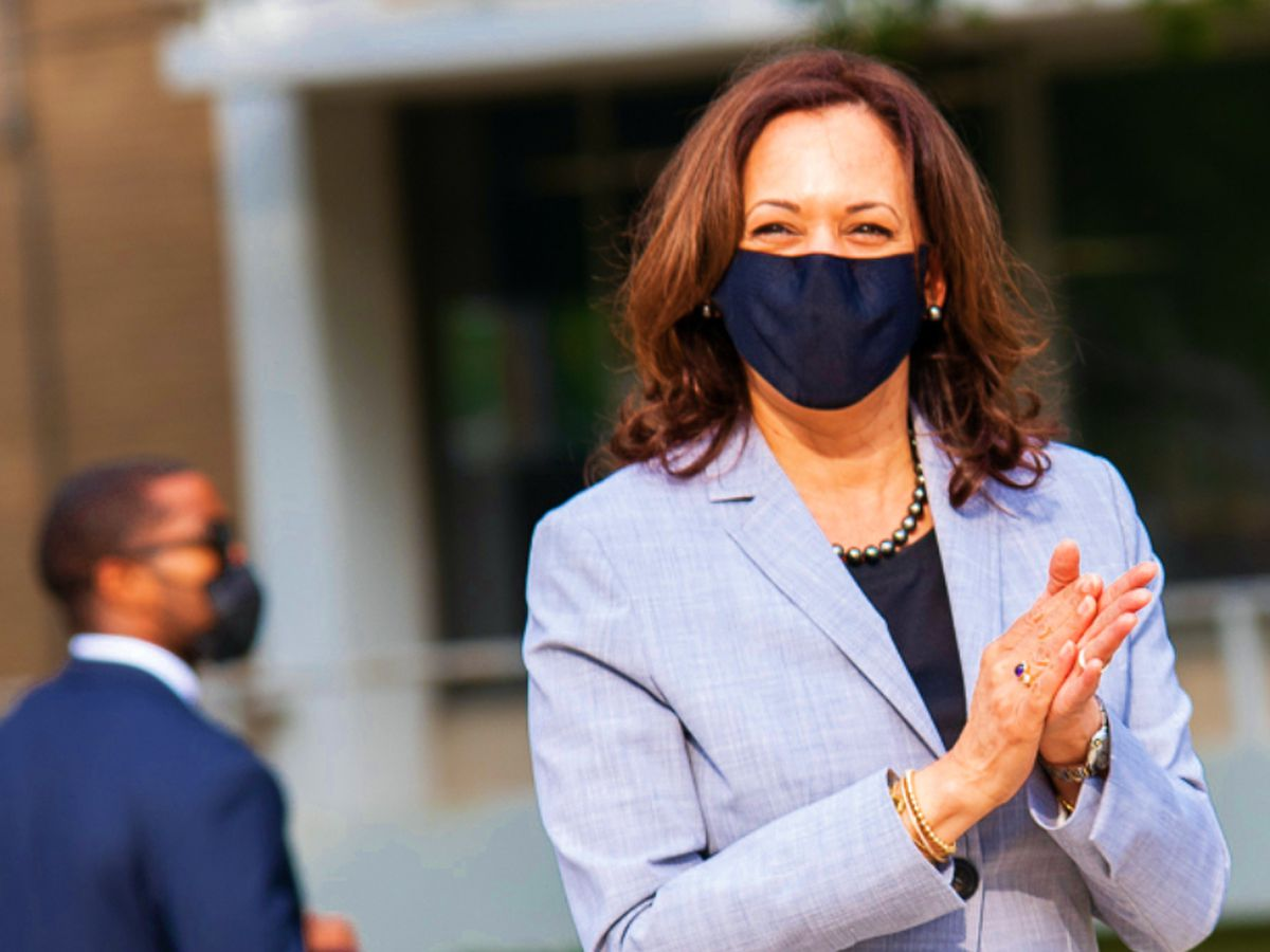 'Kamala Pecan': Kentucky shop names ice cream after Harris