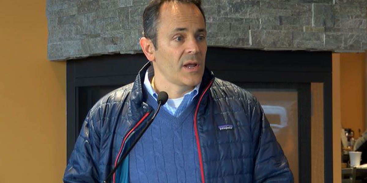 Bevin finds no failures in first year as governor