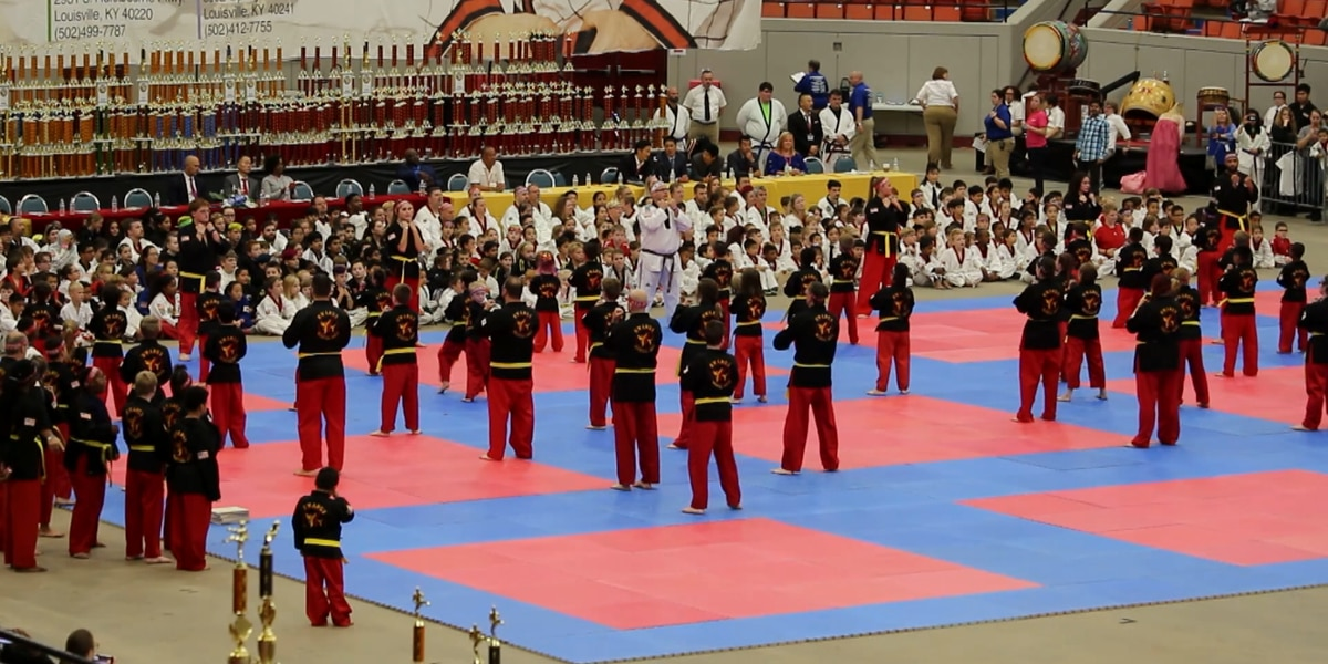 Hwang's Martial Arts hosts competitors from around the globe in World Taekwondo Championship