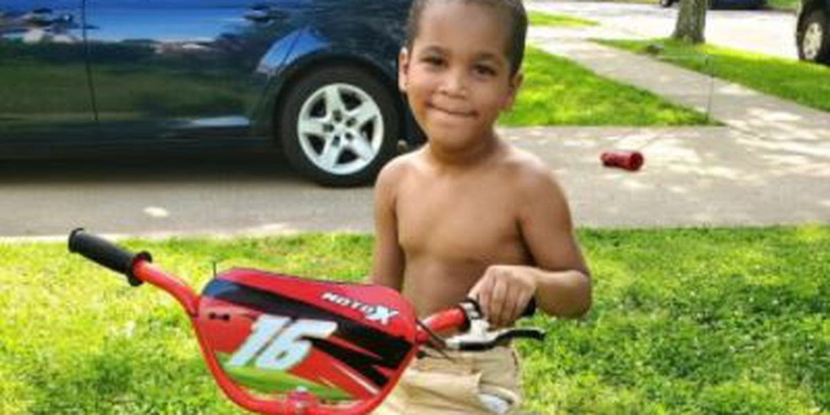 Kentucky mother of 5-year-old blinded after shooting: 'He's awake, speaking'
