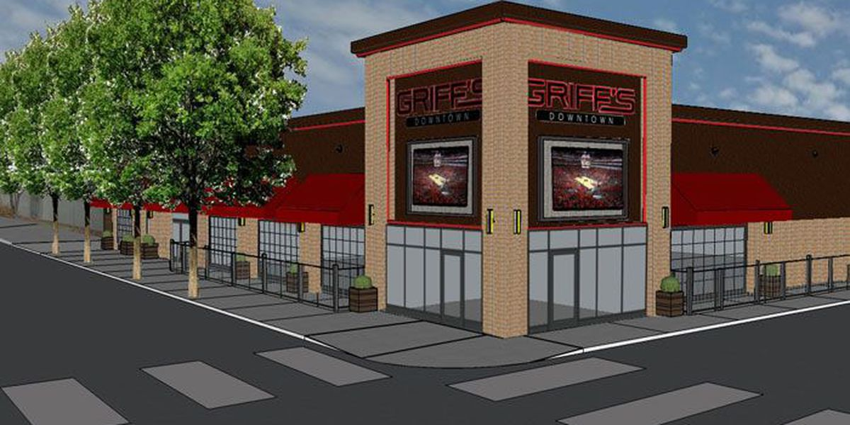 Griff's moving to downtown location