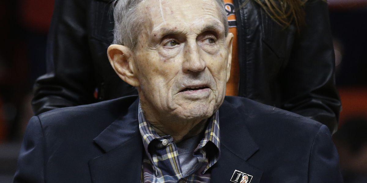 Former UK coach Eddie Sutton dies at 84