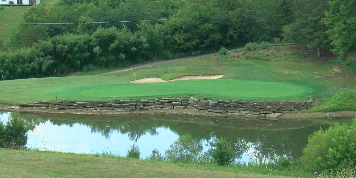 WAVE Country's Toughest 10 - Bardstown Country Club, Hole #16