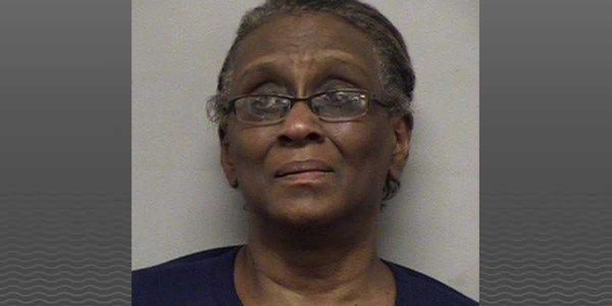 Woman arrested after domestic violence incident