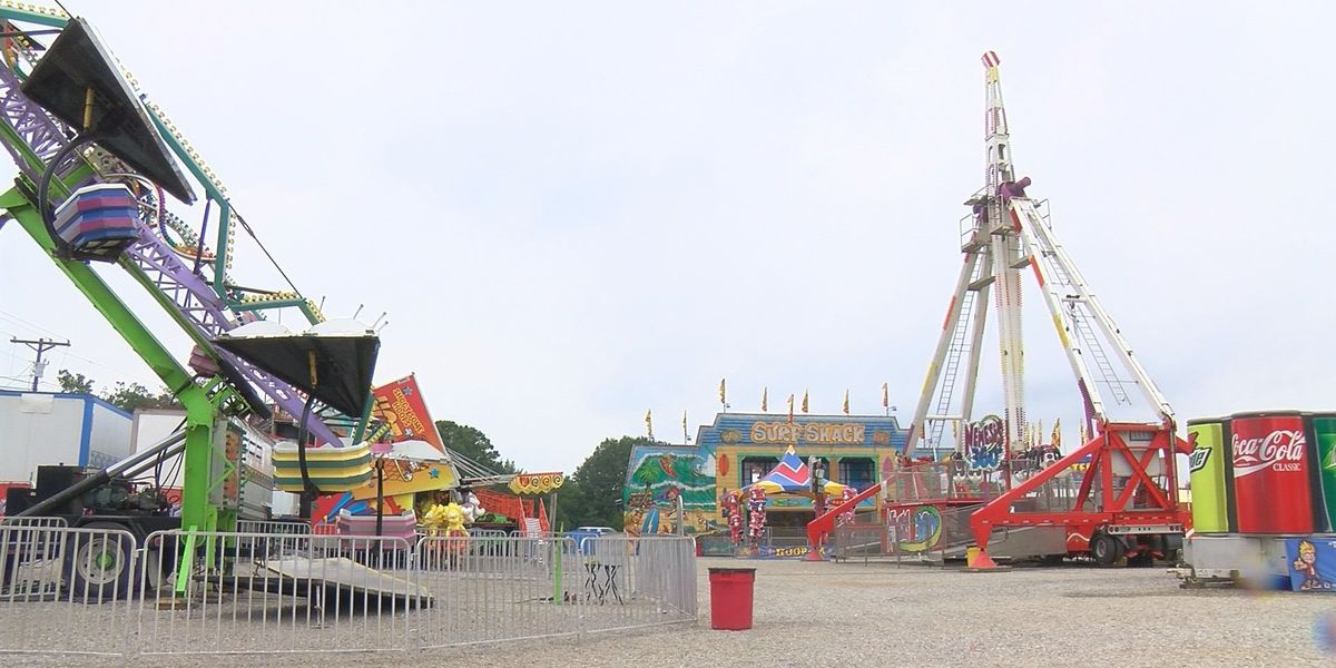 KY fairs take precautions after tragedy in Ohio