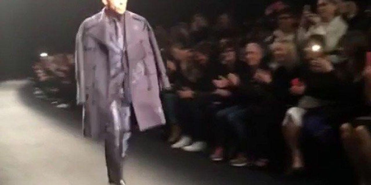 Video: Derek Zoolander hits runway at Paris Fashion Week