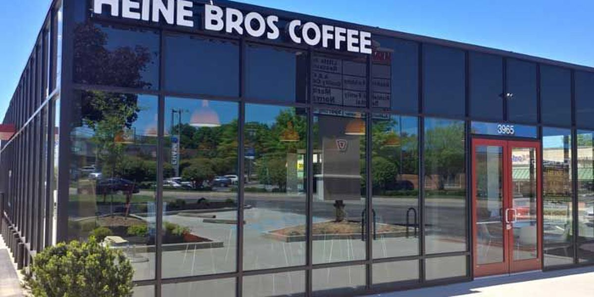Heine Brothers' Coffee opens largest store
