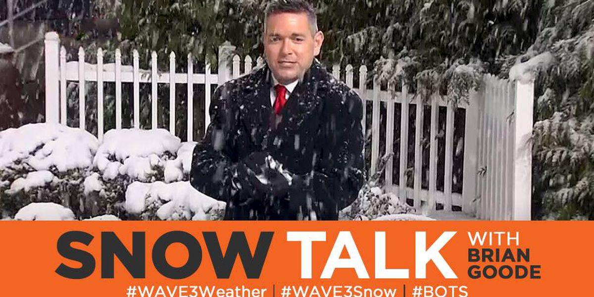 SnowTALK! Tuesday Edition