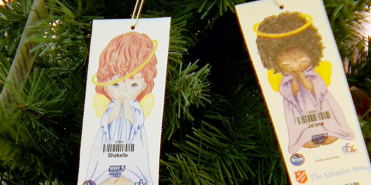 Dates for Angel Tree applications set in southern Indiana