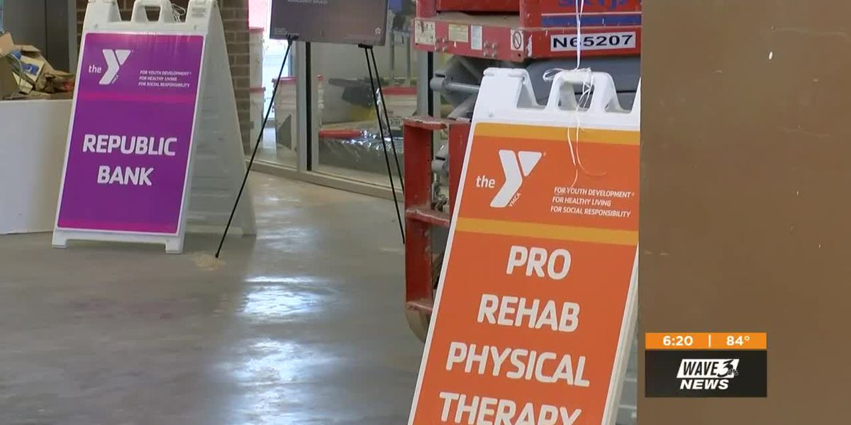 West end residents get inside look at new YMCA