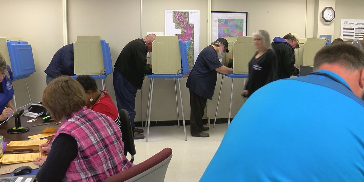 Local races could have national implications; candidates campaign on eve of election