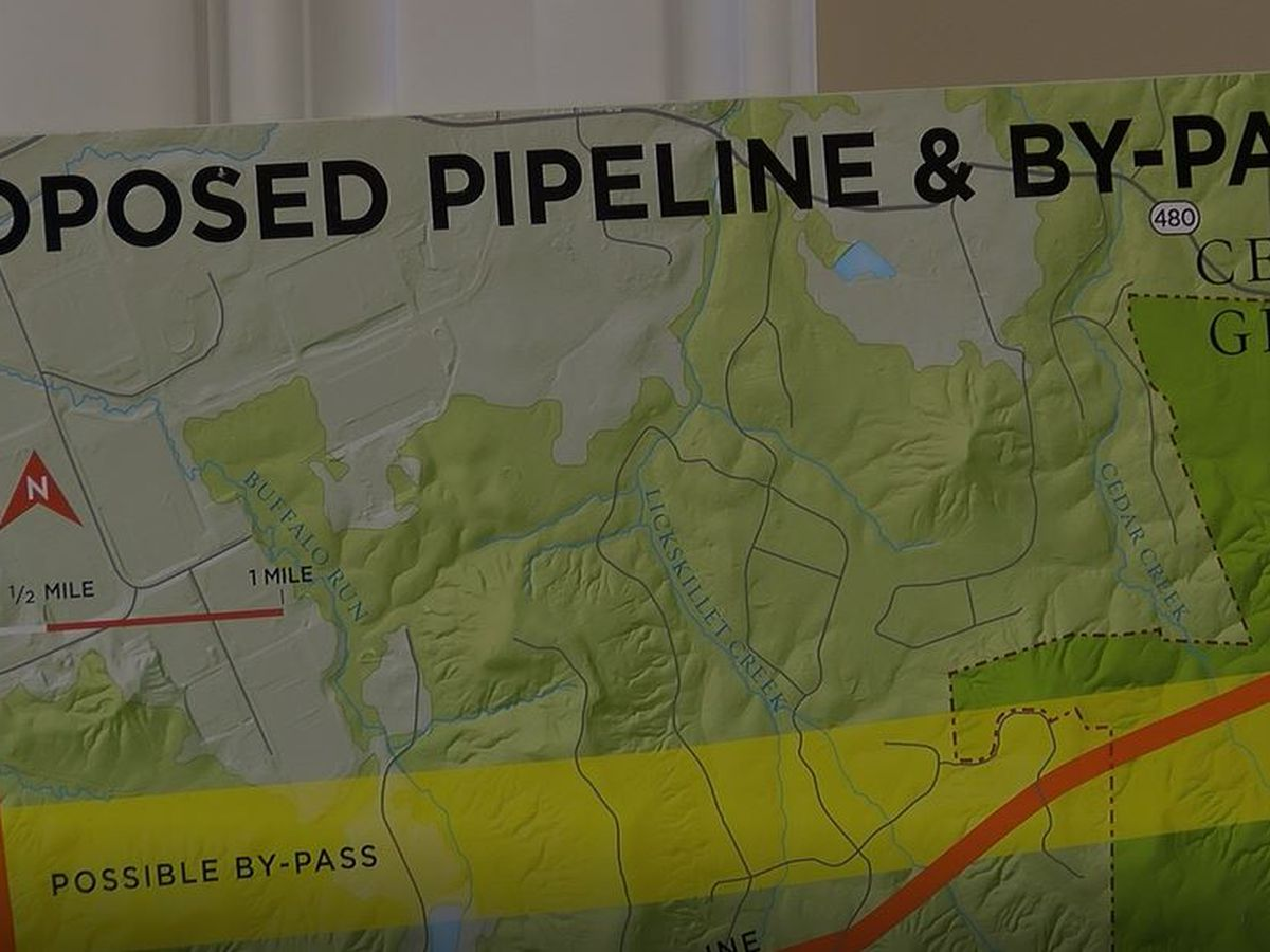 Bernheim Forest has 20 days to make case against LG&E's bid to build pipeline