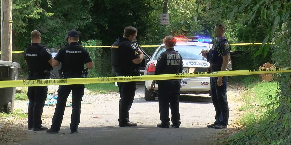 Man shot in Russell neighborhood