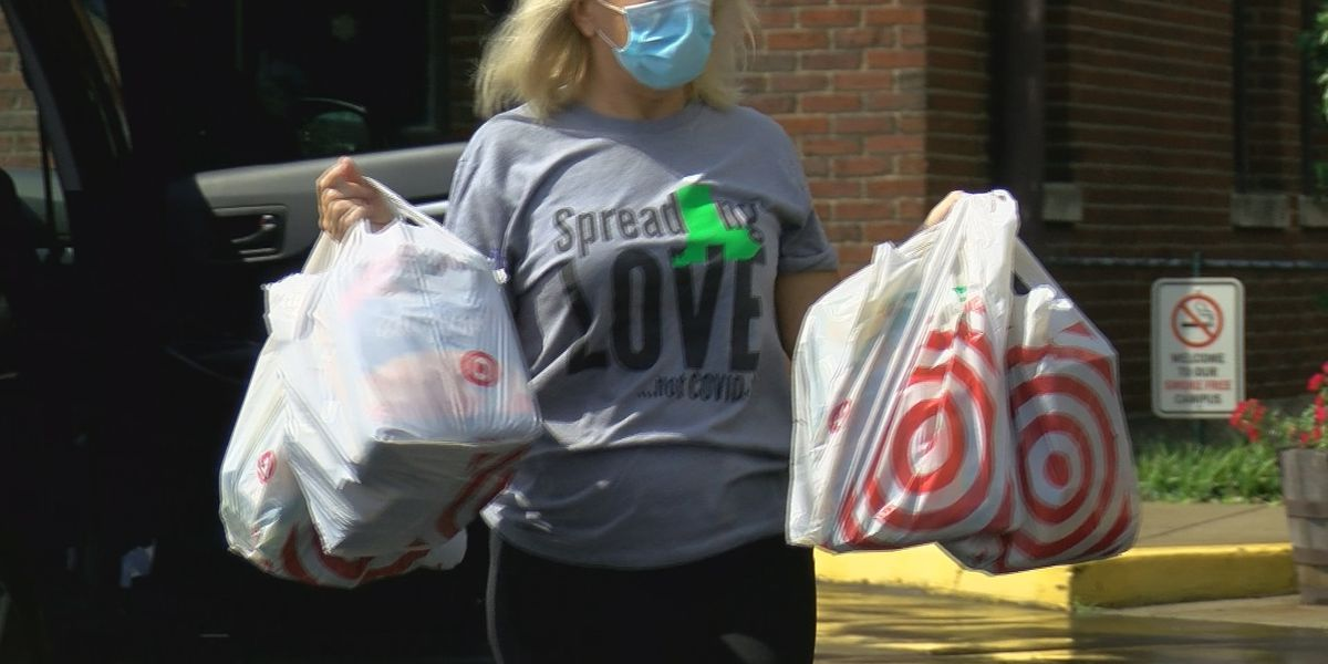 Community donates supplies to Metro United Way for peaceful protests