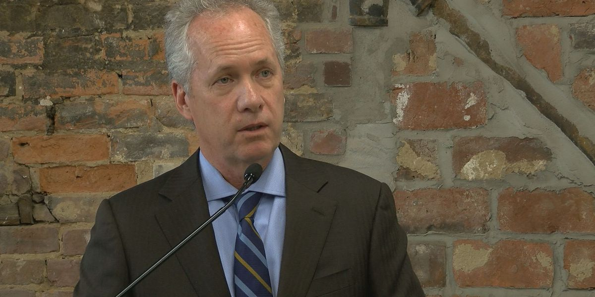 Fischer campaigns publicly for support of tax increase