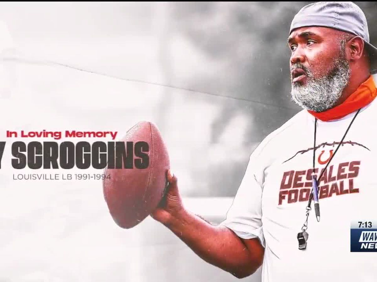 Former Central head coach Ty Scroggins passes away after battle with COVID