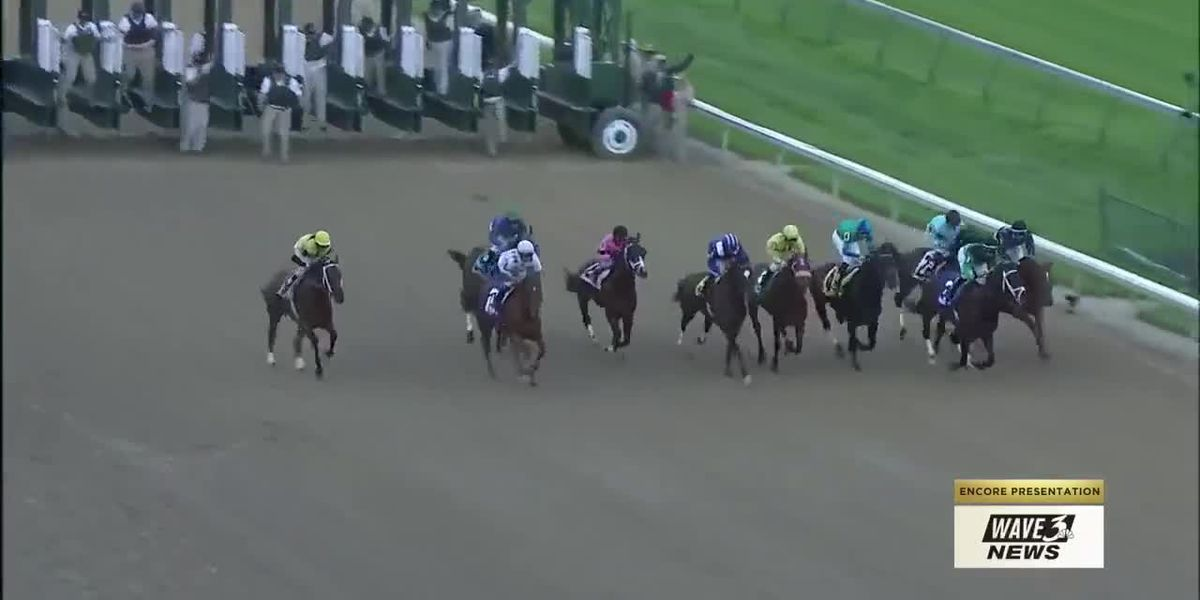 WATCH: WAVE 3 News coverage of the 2015 Kentucky Derby - Post-race coverage