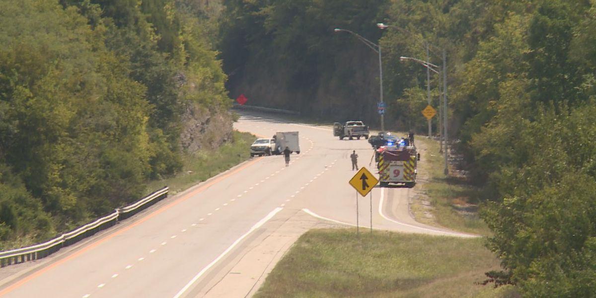Shelbyville man killed in four-car crash, KSP seeking more details