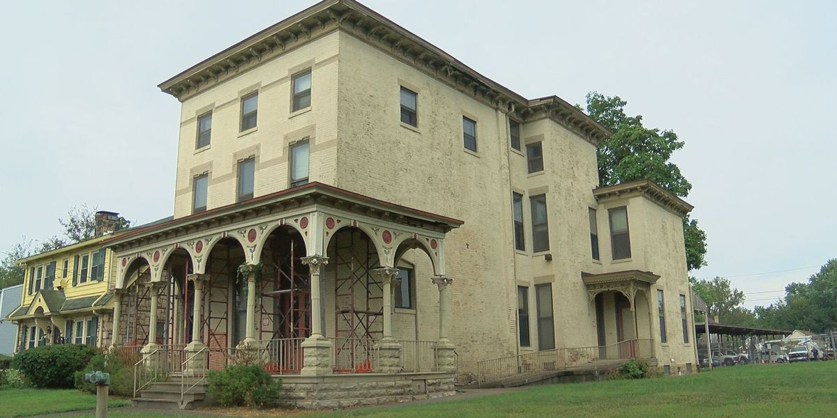 Metro government to sell historic Russell neighborhood building