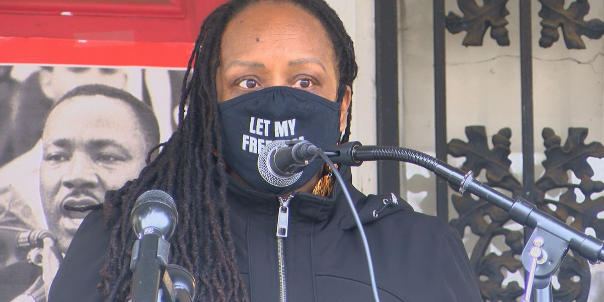 Ky. Reps. Attica Scott, Lisa Willner unveil bills to protect protesters, de-militarize police