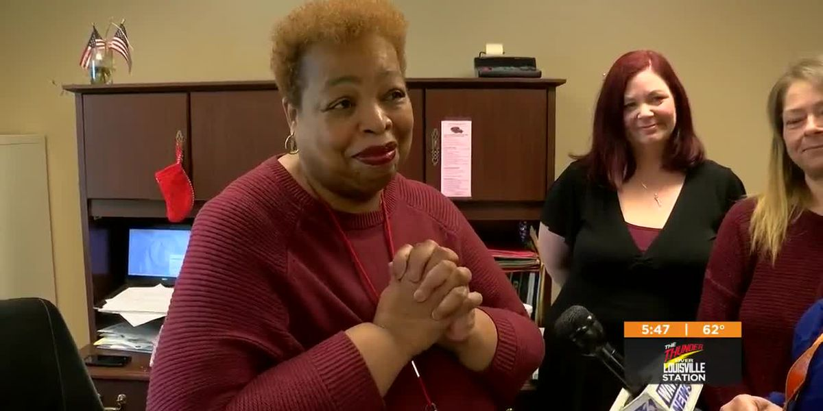 Pass the Cash: Grandmother, victim of theft blessed by co-workers