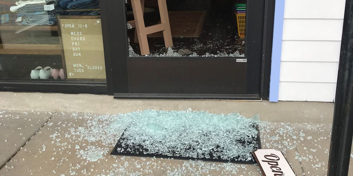 Schnitzelburg small business burglarized months after opening