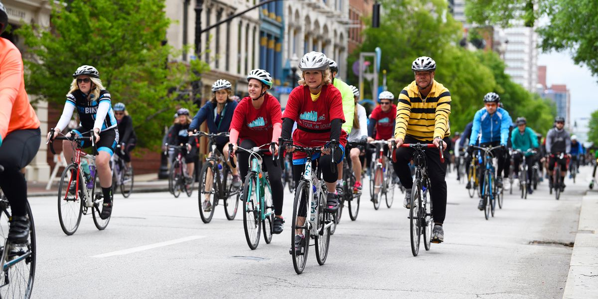 Registration for 2020 'Tour de Lou' cycling event begins