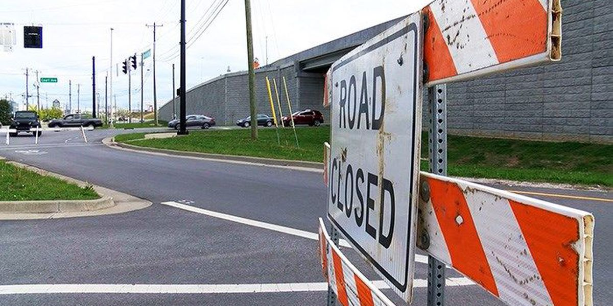Clark Memorial Bridge closes for Thunder; drivers surprised