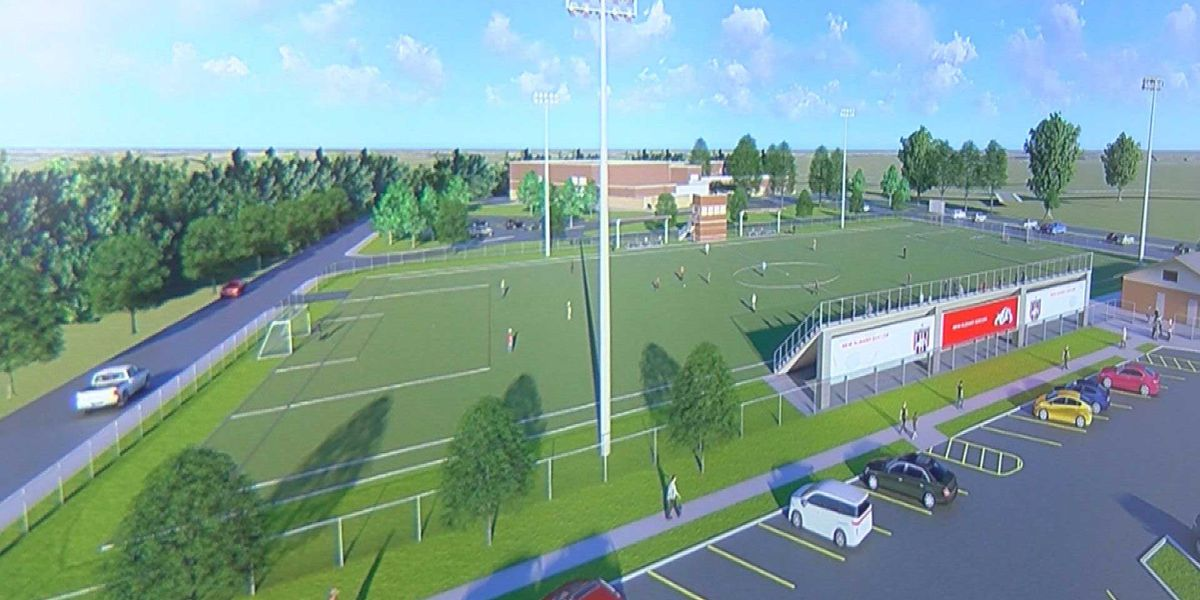 Artificial turf soccer field to be built at site of former elementary school