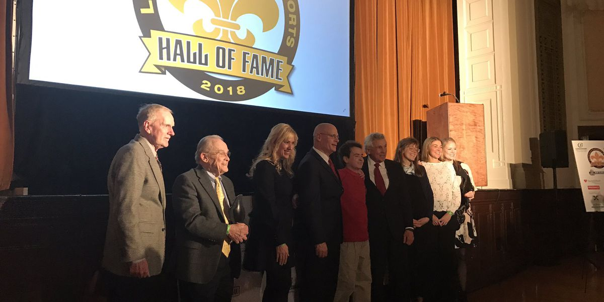 Christi Mack, Patrick McSweeny among those honored at Louisville Catholic Sports Hall of Fame induction
