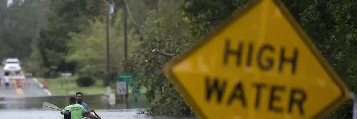 8 cities affected by Hurricane Florence