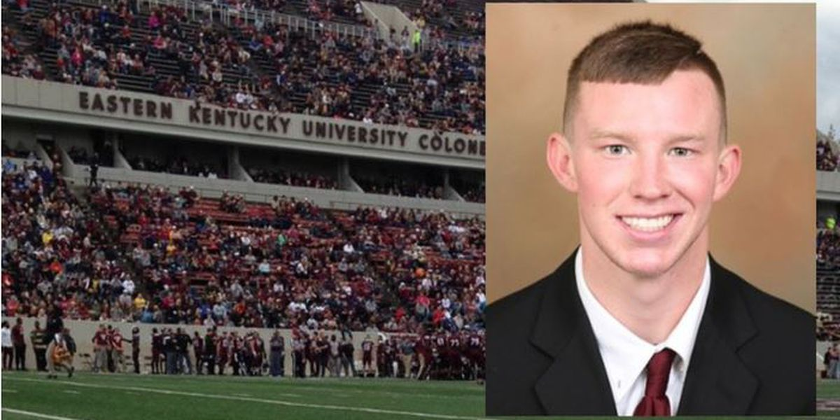 EKU releases statement after kicker quits, says coaches aren't keeping players safe from COVID-19