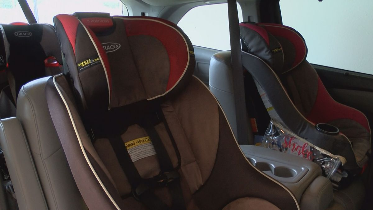 Walmart, Target hosting September car seat recycling events