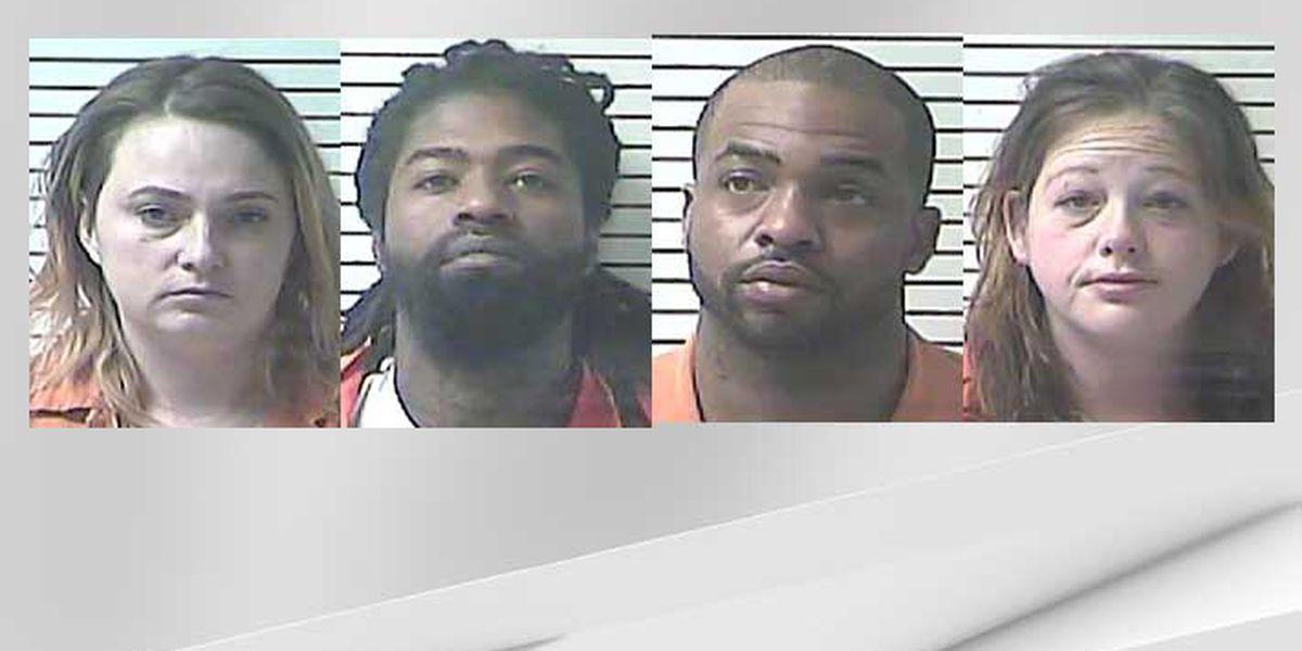 4 arrested on drug charges in Radcliff