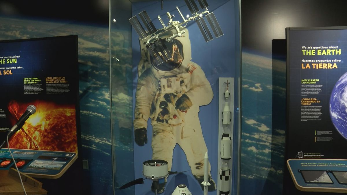Kentucky Science Center & JCPS partner for immersive space science learning