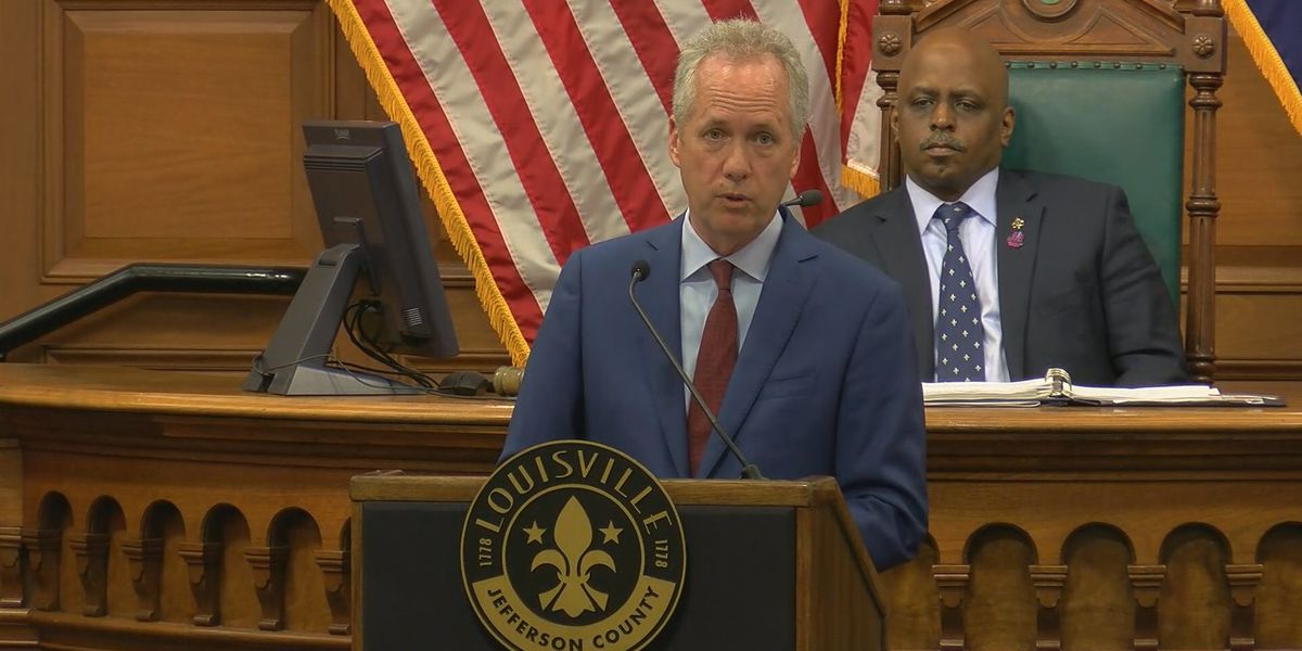 Mayor Fischer's new budget proposal would cut more than 300 city jobs