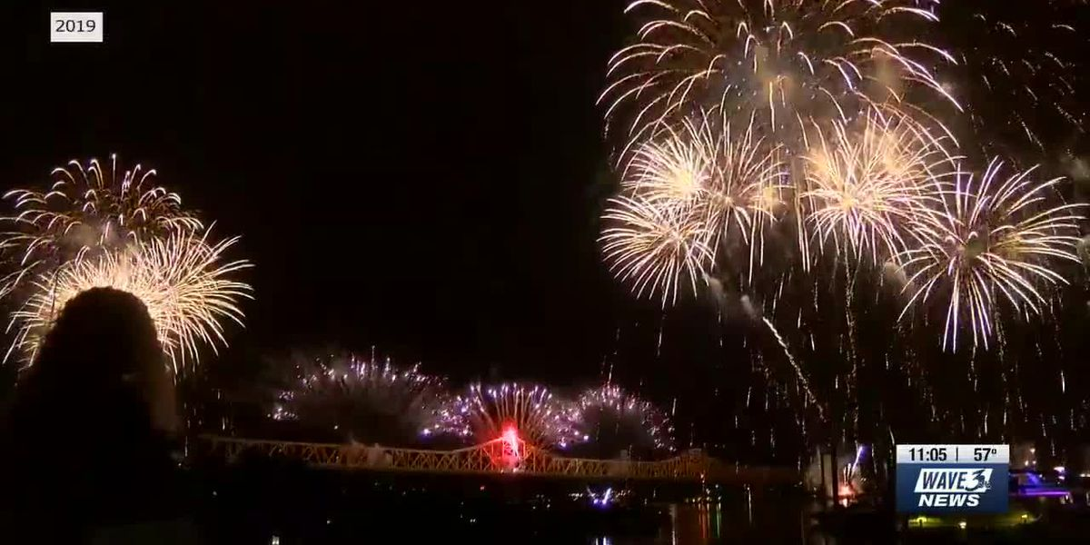 Thunder Over Louisville scaled back to three sites over crowding concerns