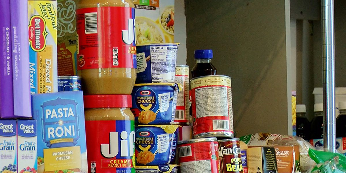 School Pantry Program aims to keep students full away from school