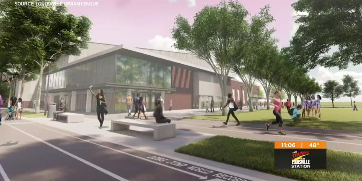 Urban League shares vision for sports and learning complex in west Louisville