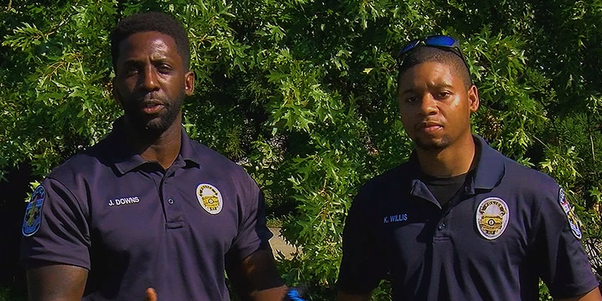 LMPD officers save baby in deadly Shively Police chase