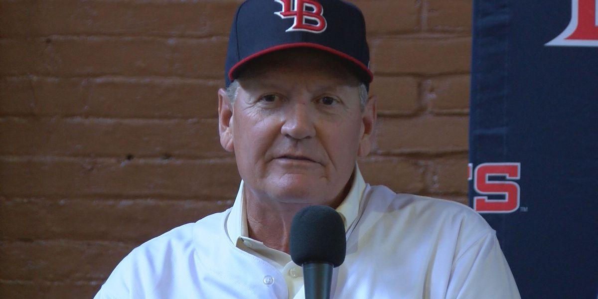 Jody Davis introduced as Bats manager