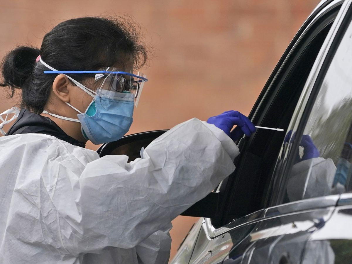 Virus pushes twin cities El Paso and Juarez to the brink