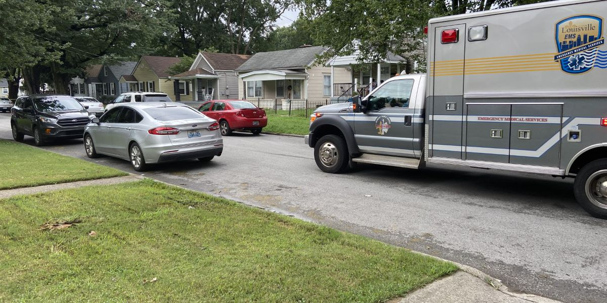 Man, child die following shooting in Jacobs neighborhood
